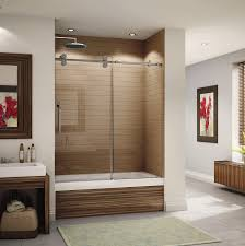 Niagara Shower Door by Fleurco Shower Door Kinetik In Line Tub Kt Bliss Bath U0026 Kitchen