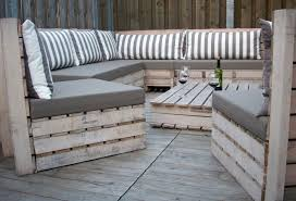 Pallet Furniture Patio by Outdoor Patio Furniture Made With Pallet Wood Home Xmas