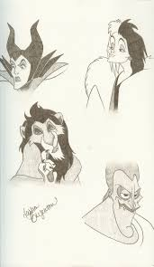 disney villains coloring pages best coloring pages collections