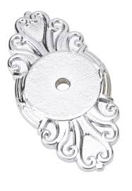 Kitchen Cabinet Hardware With Backplates Cabinet Hardware Backplates