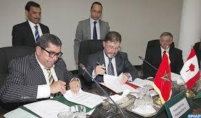 chambre de commerce du maroc la ccis de fès scelle un accord de partenariat avec la chambre de