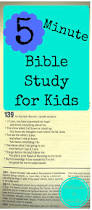 5 minute bible study for kids pool noodles u0026 pixie dust