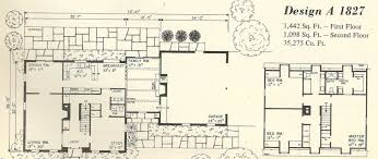gambrel house plans vintage home plans gambrel 1986a antique