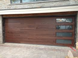 fatezzi faux wood garage doors transform your home or business with the warmth and appeal of an