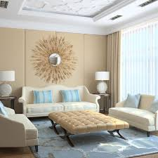 Gold And Blue Bedroom Decorating With Beige And Blue Ideas And Inspiration