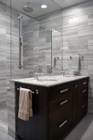 Gray Bathroom - photo page hgtv