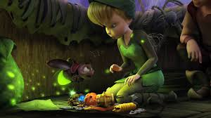 tinker bell lost treasure wallpapers movie hq tinker