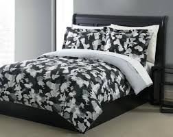 camouflage bedroom sets captivating black and white bedroom decoration using black and