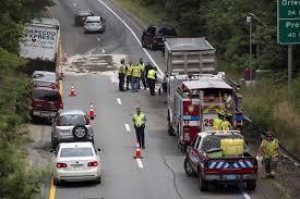 crash causes route 6 traffic jam news capecodtimes com