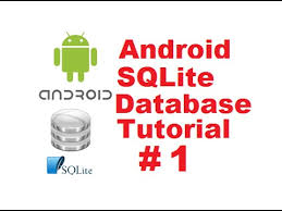android database android sqlite database tutorial 1 introduction creating