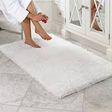 Shaggy Bathroom Rugs Lochas Soft Shaggy Bath Mat Bathroom Rug Anti Slip Floor Mat