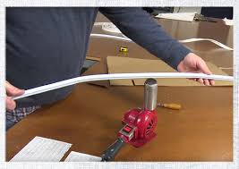 How To Install An Awning How To Bend U0026 Install Flex A Rail Awning Track Do It Yourself