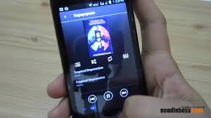 how to download themes for cherry mobile snap cherry mobile flare music player app youtube