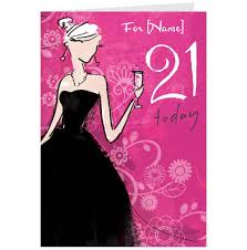 21st birthday ecard customizable wedding invitations free online