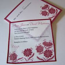 ideas for handmade wedding invitations handmadeweddingplanner com