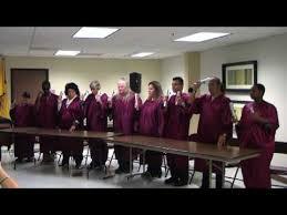 Las Vegas Blind Center Blind Center Nevada Bell Choir Performance