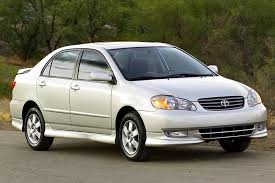2003 used toyota corolla 2003 toyota corolla overview cars com