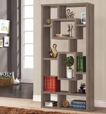 grey wood bookcase steal a sofa furniture outlet los angeles ca