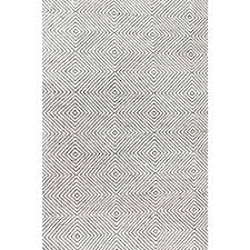 Nuloom Outdoor Rugs by Nuloom Kierra Ivory 9 Ft X 12 Ft Area Rug Mtsf01a 9012 The