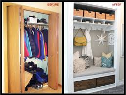 Entryway Solutions Storage Solutions Entryway Closet Makeover Cabin Living