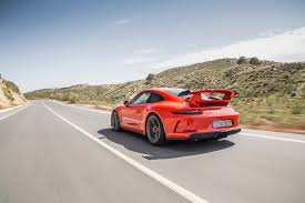 watch and read every review of the 2018 porsche 911 gt3 porsche