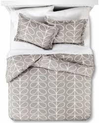 Orla Kiely Multi Stem Duvet Cover Tis The Season For Savings On Orla Kiely Pebble Linear Stem Duvet