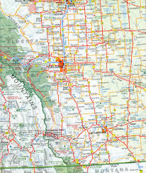Trans Canada Highway Map by Maps