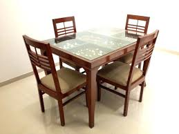 Dining Table Black Glass Glass Dining Table And Chair Sets U2013 Zagons Co