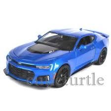 camaro zl1 for sale ebay maisto 2017 chevy camaro zl1 1 24 diecast model car 31512 blue