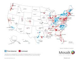 Cheyenne Map Mosaik Solutions U0027 Map Highlights Comcast And Time Warner Cable