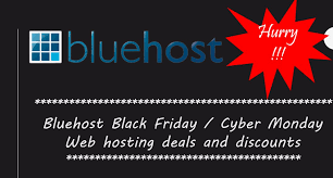 10 best black friday deals 2017 bluehost black friday cyber monday web hosting sale 2017