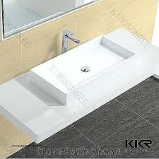 kohler demilav sink reviews kohler demilav sink x lav wading pool self above counter reviews