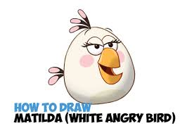 angry bird characters archives how to draw step by step drawing