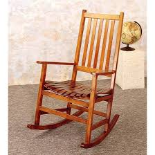 Rocking Chair Antique Styles Craftsman Style Rocking Chair Oak Mission Style Rocker Rocking