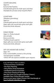 party games for agers 17 birthday party ideas