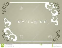 Corporate Invitation Card Design Invitation Card Stock Photography Image 12752652