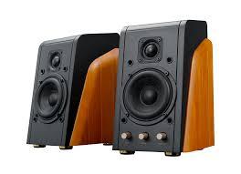 Bookshelf Speakers With Bass M240 Active Bluetooth Bookshelf Speakers Swan Speakers