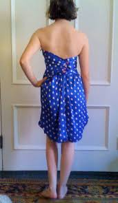 make a dress from a button down shirt 6 steps with pictures