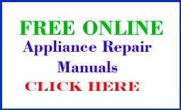 washing machine repair manual diy washer repair