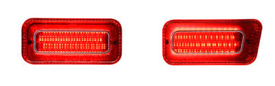 dakota digital led tail lights 1969 impala caprice