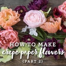 Paper Flowers Video - flower videos lia griffith