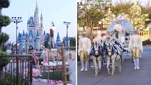 wedding wishes disney your wedding at cinderella s castle at disney world can now