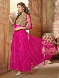 highly embellished brighten shade net party gowns u2013 designers