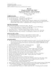 sample construction worker resume production resume sample resume