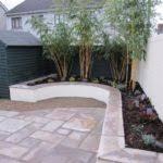 garden designs paved gardens designs ideas best paved garden