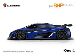 one 1 koenigsegg the bhp project release official renders of their koenigsegg agera