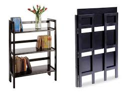 Space Saver Bookcase Space Saver Folding Bookcase