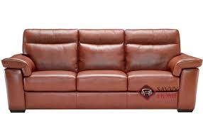 Natuzzi Sleeper Sofa Review Cervo B757 155 Reclining Leather Sofa By Natuzzi Editions