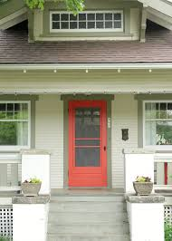 the best paint colors for your front door front doors screen