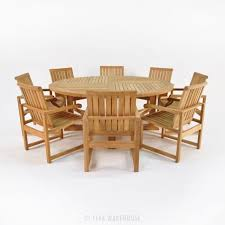 Cafe Dining Table And Chairs Teak Dining Set Wood Cafe Table 8 Chairs Teak
